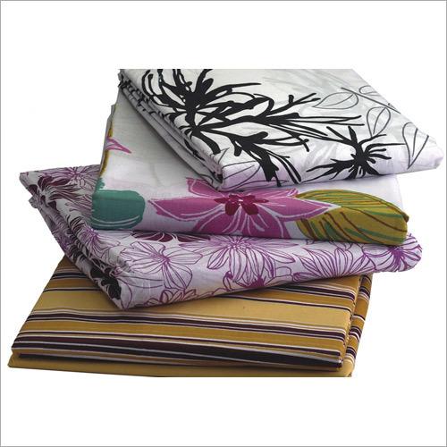 Screen Printed Cotton Bedsheet