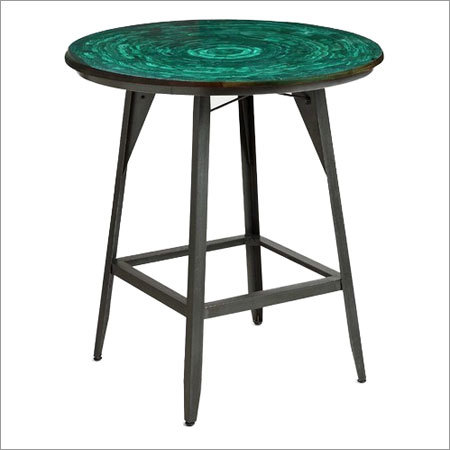 Malachite Bar Table