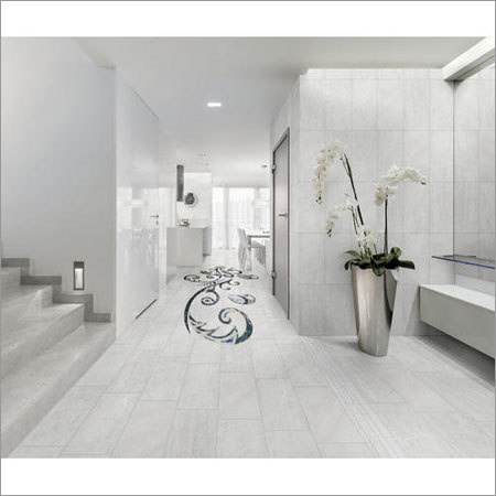 Marble Stone Inlay Flooring