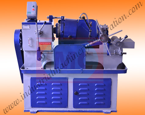 Electric Conduit Pipe Threading Machine