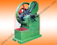 Flat Die Thread Rolling Machine