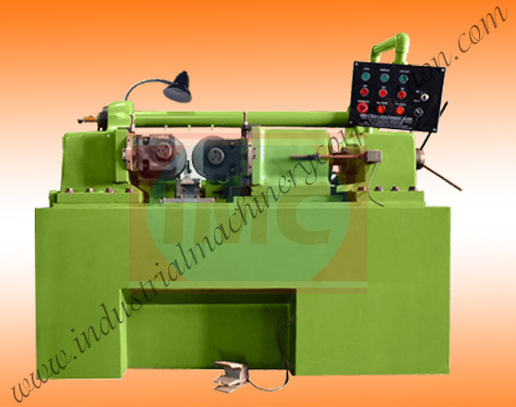 Hydraulic Thread Rolling Machine 2 Roll