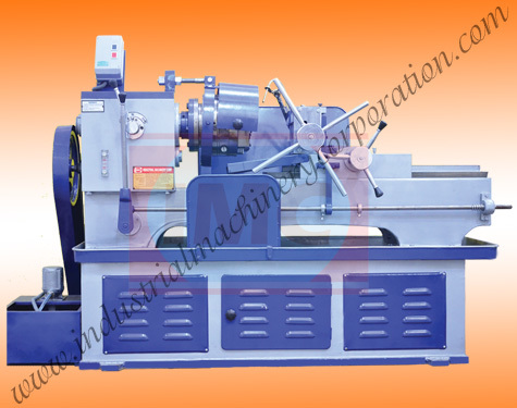 Scaffolding Pipe Threading Machine