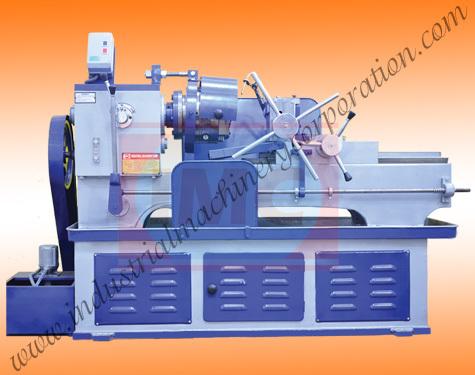 Scaffolding Pipe Threading Machine