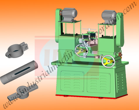 Pipe Slotting Machine
