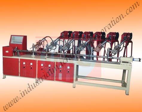 Cup Lock Welding System