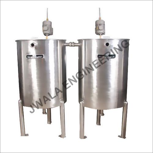 Mixing Tank with Stirrer