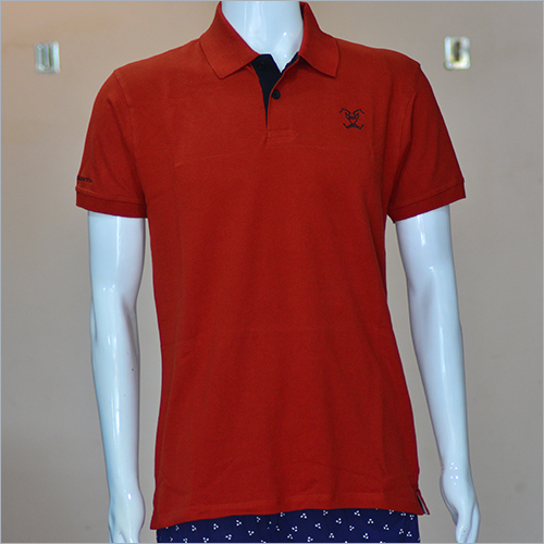 Red Polo T-Shirt