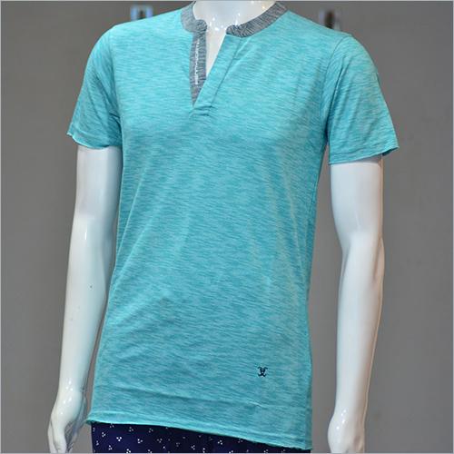녹색 디자이너 t-셔츠
