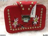Imported Pu Handbag
