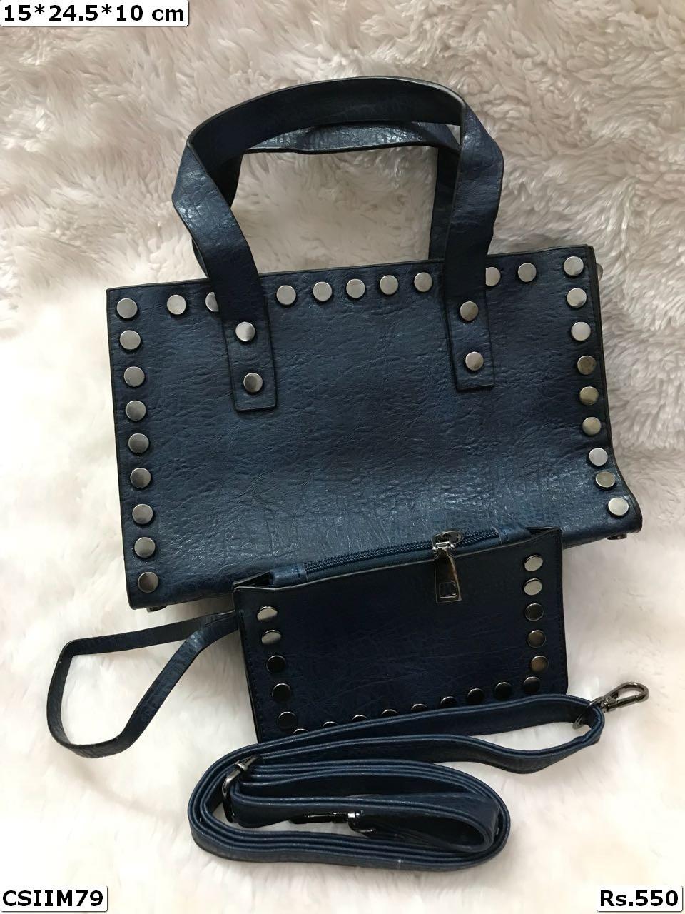 Imported Shoulder Handbag