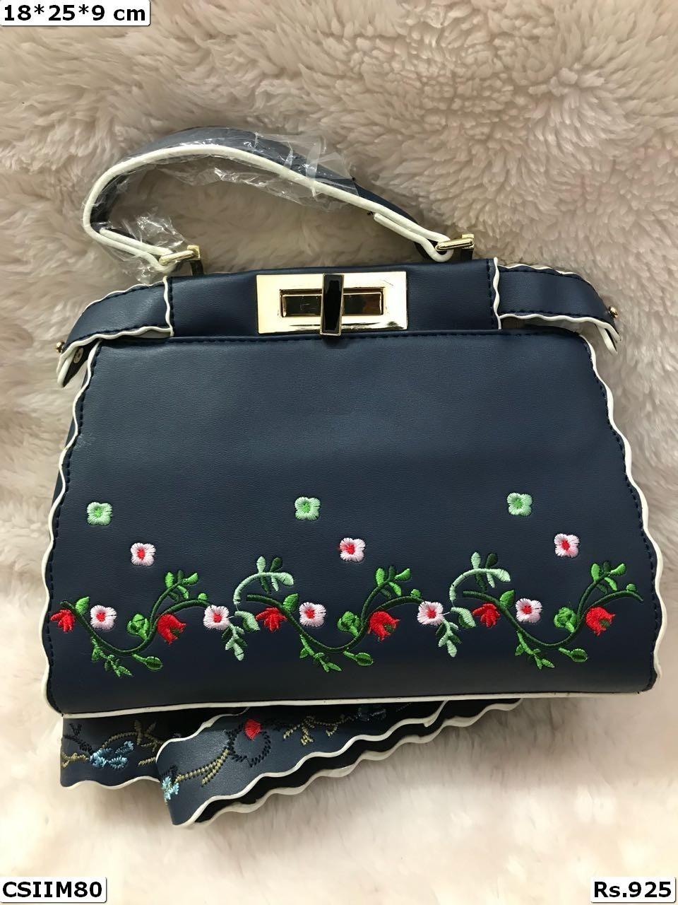Simple Imported Handbag