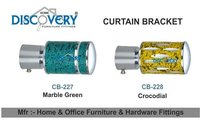 Colourfull Curtain Bracket