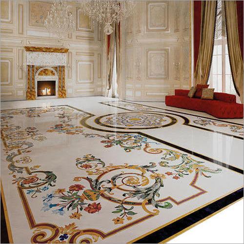 Decorative Marble Inlay