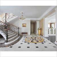 Stone Inlay Flooring