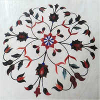 Marble Inlay Rangoli