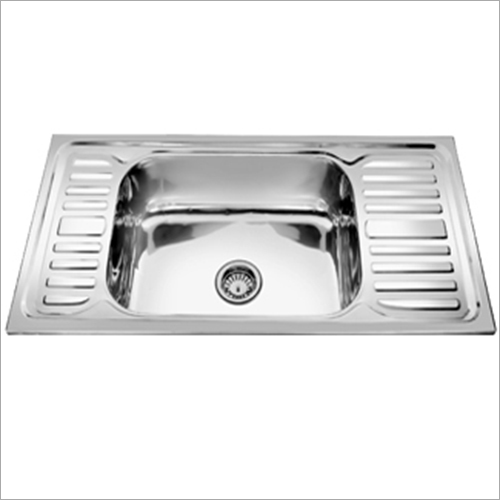 Single Bowl Double Drainer Sink