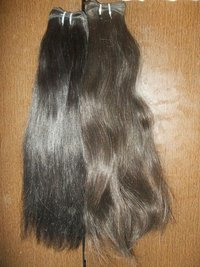 WEFT SINGLE DRAWN HAIR
