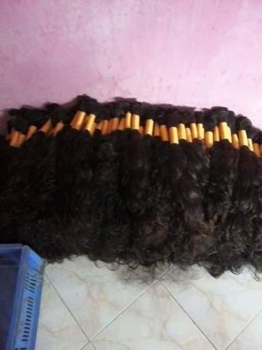 BLACK SINGLE DRAWN HAIR