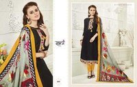 MUSLIN DIGITAL PRINT SALWAR SUITS