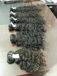 WAVY RAW HAIR