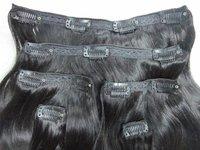 WAVY CLIP HAIR