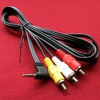 audio video cables for dvd player