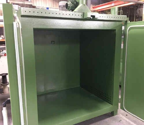 Coil Varnish (clear coating) Drying Oven