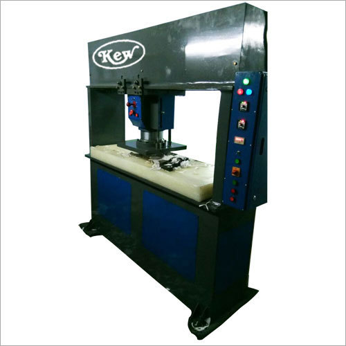 Hydraulic Clicker Press Shoe Cutting Press Machine