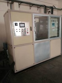 Vertical Induction Hardening Machine