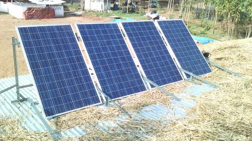Solar rooftop 3kw
