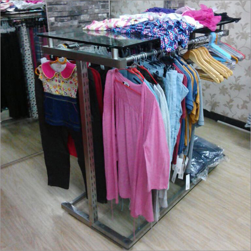 Garment Display Gondola