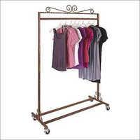 Garment Hangrail Stand