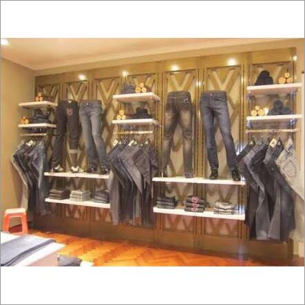 Garments Wall Display System