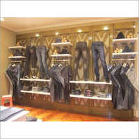Garments Wall Display System
