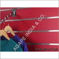 Wall Panels for Garment Display