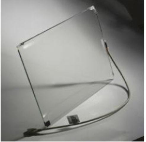 Surface Acoustic Wave Touch Panel