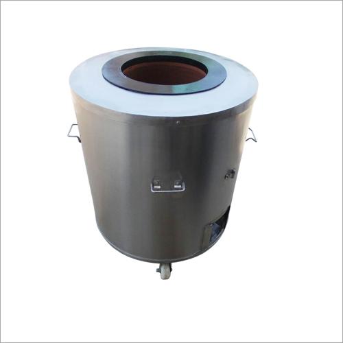 Mild Steel Round Tandoor