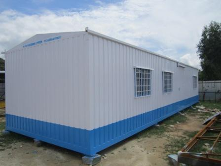 Industrial Fully Portable Cabins