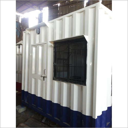 PVC Porta Cabins