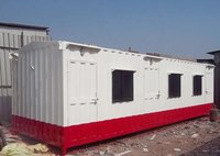 PVC Fully Portable Cabin