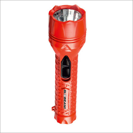 Battery powered torch