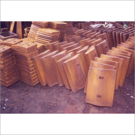 Power Plant Industrial Liners Casting