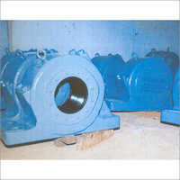 Cement Plant Roller Bearing Housing Casting