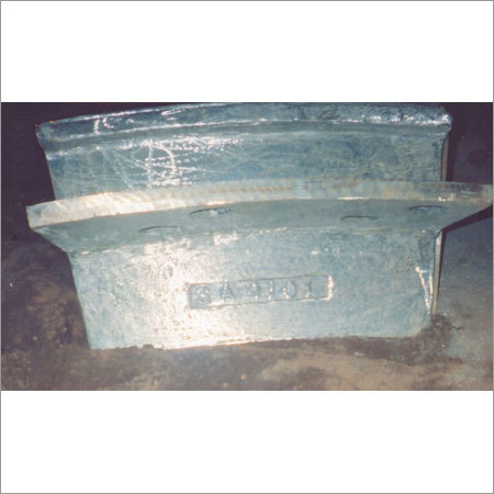 Cement Plant Industrial Roller Bearing Casting