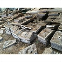 Stone Crushing Machine Casting