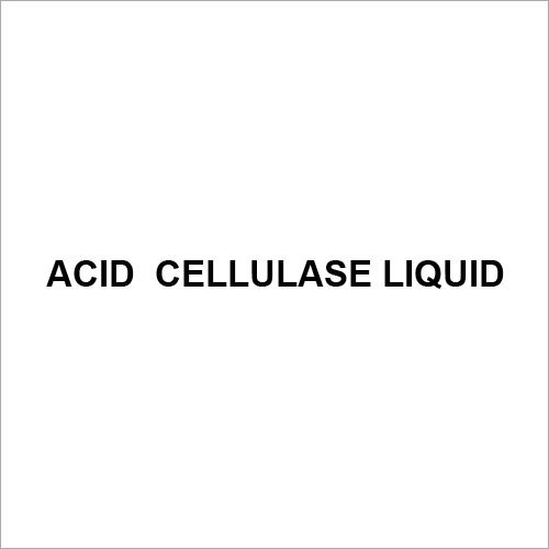 Acid Cellulase Liquid