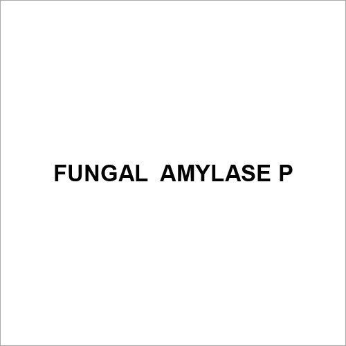 Fungal Amylase P