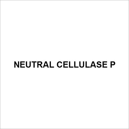 Neutral Cellulase P