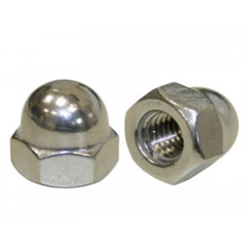 Cap Nuts (Din 1587)